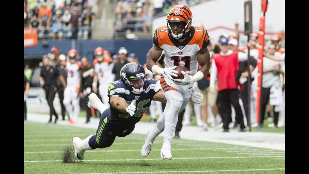 NFL Week 1: Observations from Bengals' 20-21 loss to Seahawks