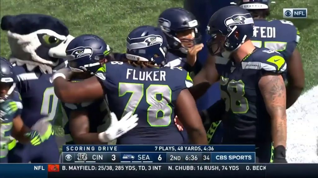 Seahawks vs Bengals Highlights Week 1 NFL