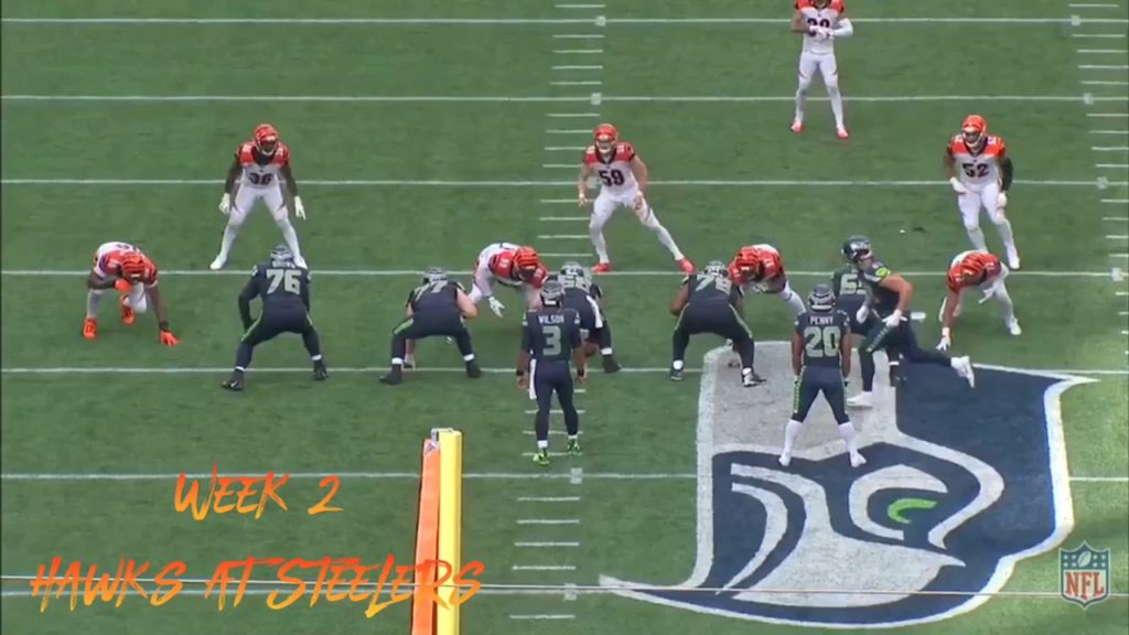 Spenny Powers Film Room: Seattle Seahawks vs. Pittsburgh Steelers 2019