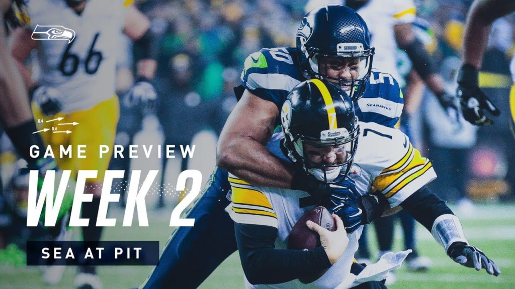 2019 Week 2: Seahawks at Pittsburgh Preview