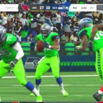 Madden 20 Color Rush Seattle Seahawks vs Arizona Cardinals Kyler Murray SEAHAWKS REBUILD Ep 28