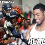 Seahawks Vs Bengals (WK 1) |Reaction