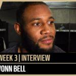 Vonn Bell Talks Russell Wilson, Defense Rising to Challenge vs Seattle | New Orleans Saints Football
