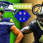 Seattle Seahawks vs New Orleans Saints Preview & Prediction | NFL Week 3 Predictions