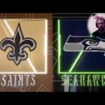 New Orleans Saints @ Seattle Seahawks NFL ORAKEL 19/20
