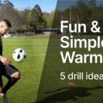 5 Fun & Easy Warm-Up Exercises