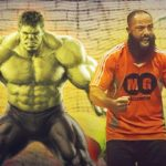 When Hulk starts playing football | Oh My Goal