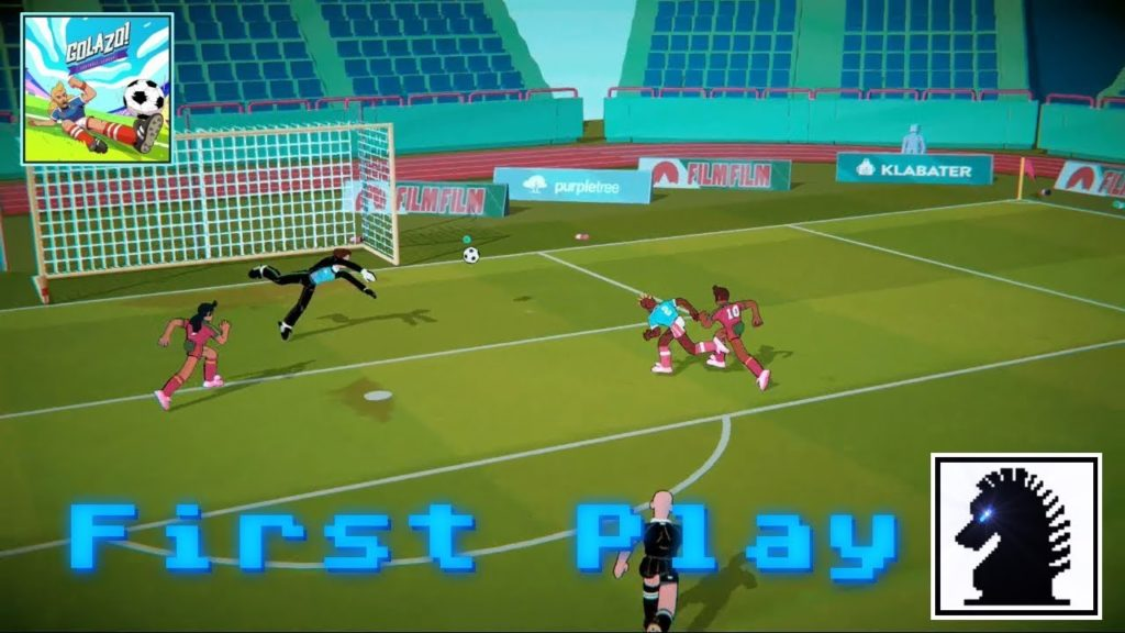 NS First Play – Golazo! Football League