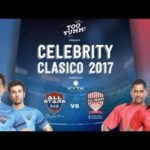 Celebrity Classico | Indian Cricket Team Vs Indian Bollywood Team Football | Amazon – Flipkart