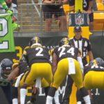 Breaking down Mason Rudolph's performance vs. Seahawks   Pittsburgh Steelers