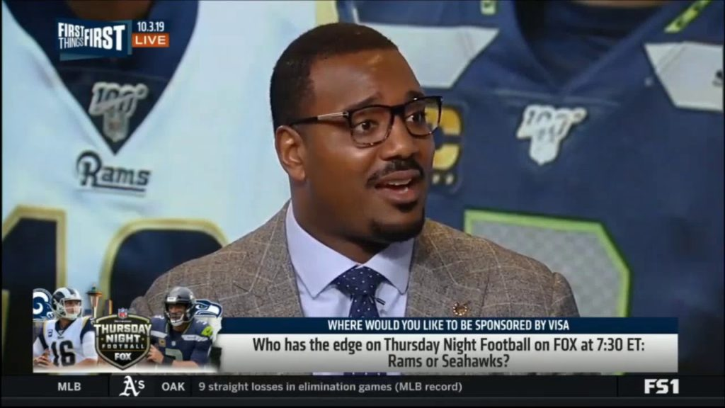 Chris Canty on Rams vs Seahawks brings Week 5 rivalry to Thursday Night Football