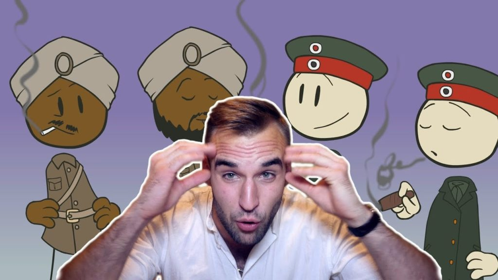 They played football in WW1?! (Estonian reacts)