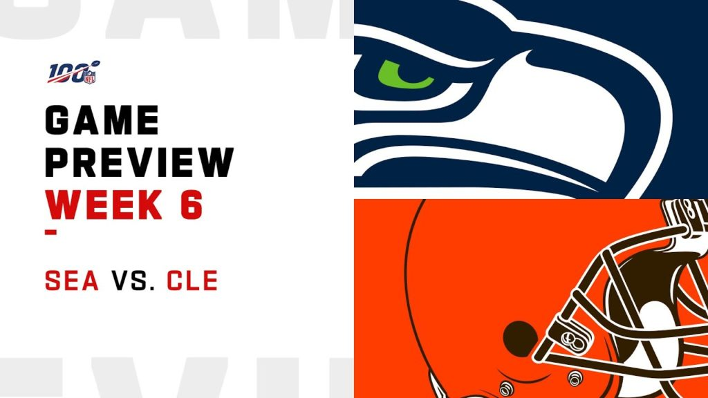 Seattle Seahawks vs Cleveland Browns Week 6 NFL Game Preview