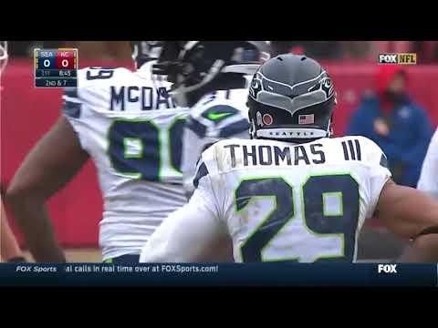 Seattle Seahawks @ Kansas City Chiefs (2014 NFL Season – Week 11)