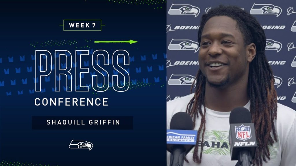 Cornerback Shaquill Griffin Week 7 Press Conference | 2019 Seattle Seahawks