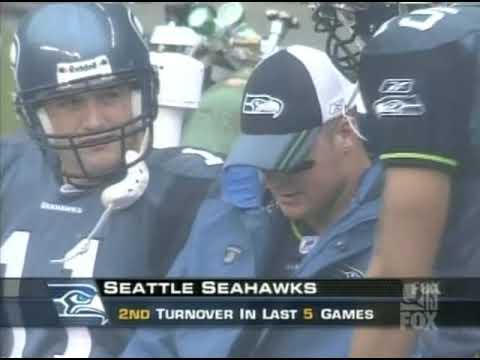 2005 – Week 07 – Seattle Seahawks – Dallas Cowboys Part 1