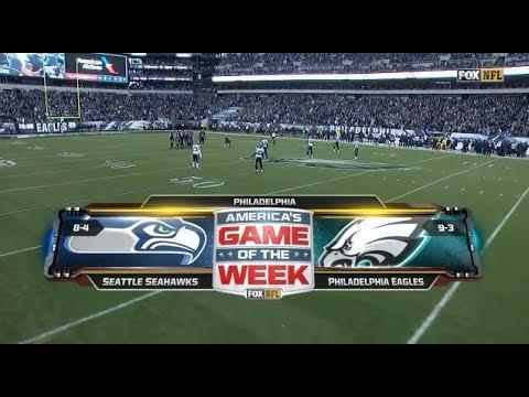 Seattle Seahawks @ Philadelphia Eagles (2014 NFL Season – Week 14)