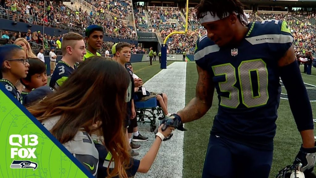 Seahawks Safety Bradley McDougald Plays For His Brother   Q13 FOX