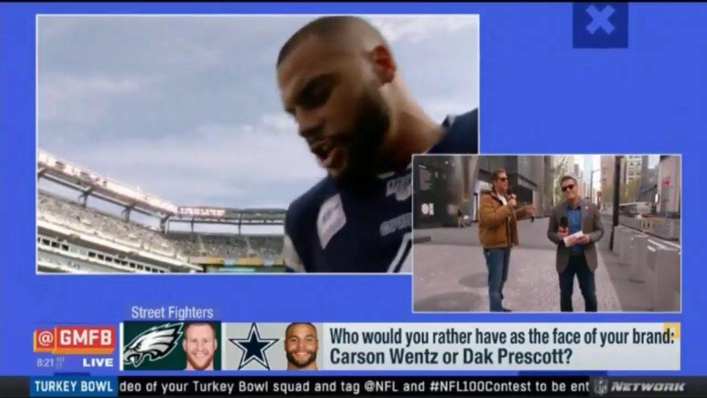 Good Morning Football – Eagles vs. Cowboys, Seahawks vs. Ravens, Packers vs. Raiders