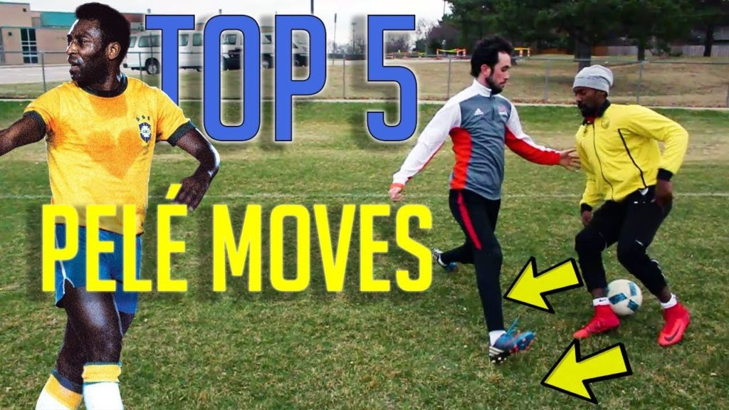 TOP 5 EASY STRIKER MOVES – HOW TO PLAY LIKE PELE