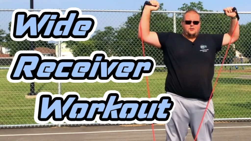 Wide Receiver Football Workout