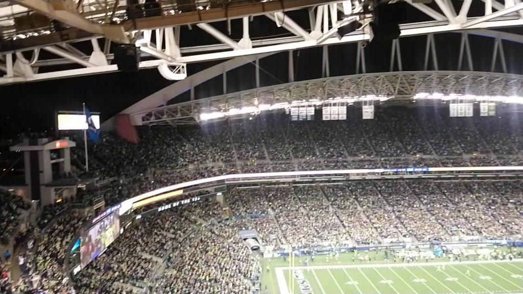 Seattle Seahawks Touchdown
