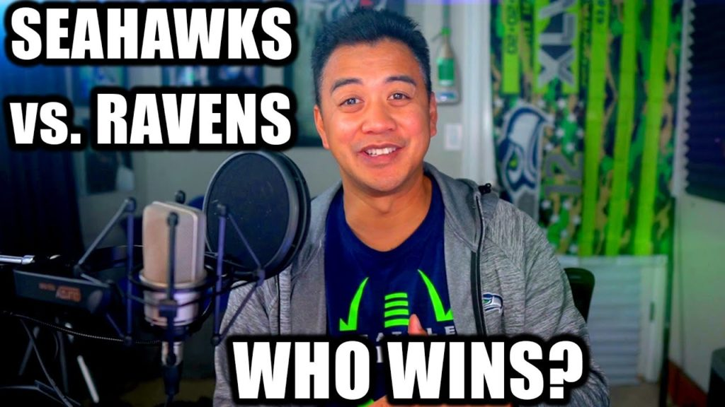 Seahawks vs Ravens: Who wins? (NorbCam reacts)