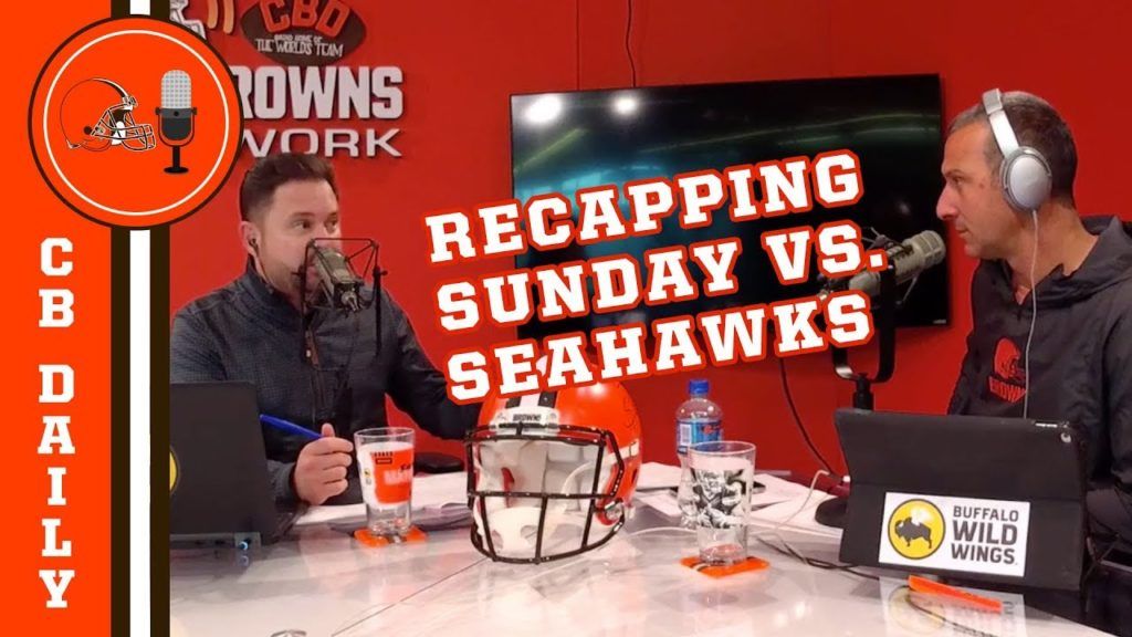 Recapping Sunday's Tough Loss vs. Seahawks | Cleveland Browns Daily 10/14