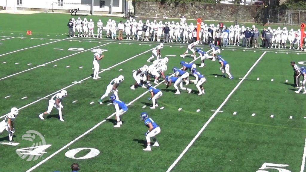 Week 5 Football Highlights: Salve Regina v. Endicott (10/5/19)
