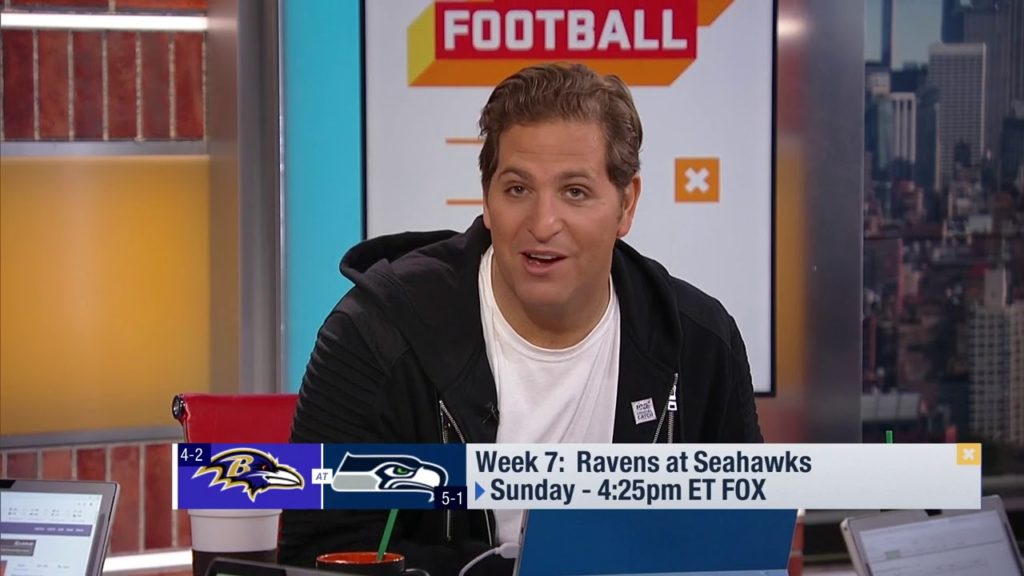 'GMFB' previews Ravens-Seahawks Week 7 matchup