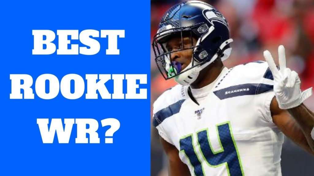 D.K METCALF Route Running Breakdown (WR, Seattle Seahawks)