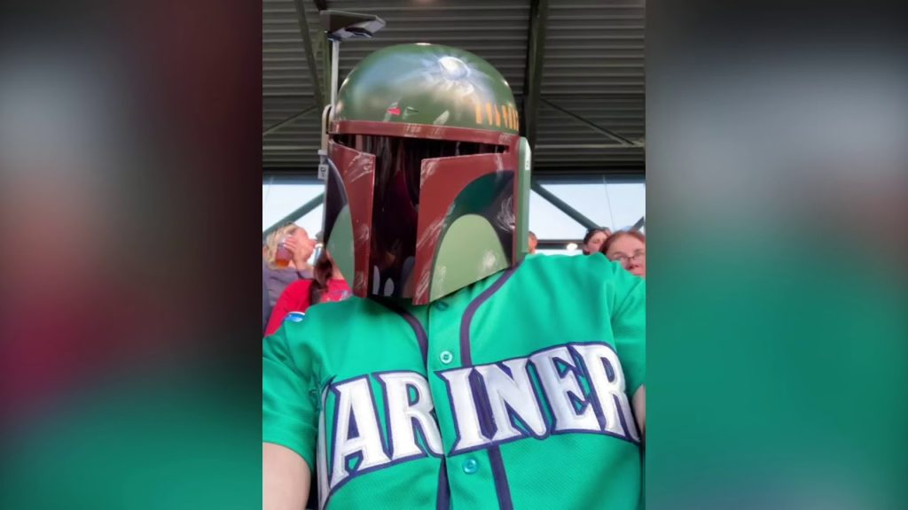 Seattle Mariners vs Angels – Star Wars Night