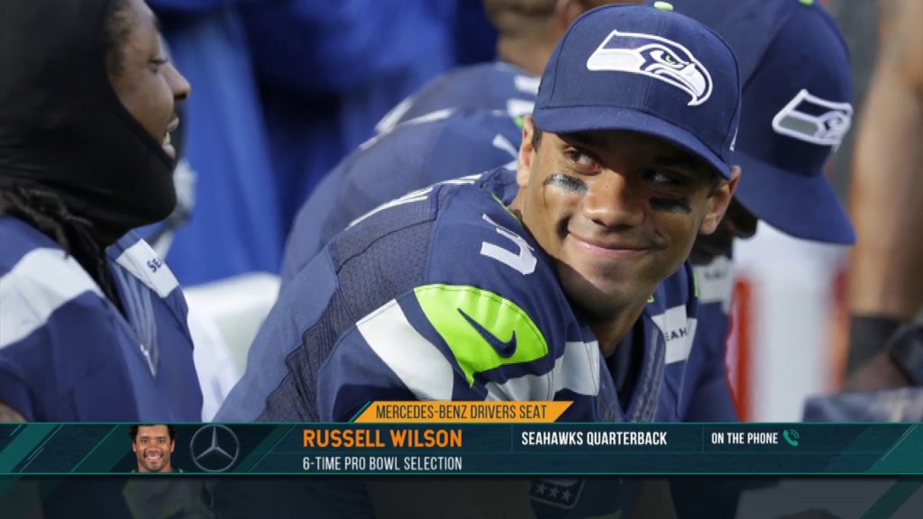 Seahawks QB Russell Wilson on the Importance of Mental Preparation Each Week   The Dan Patrick Show