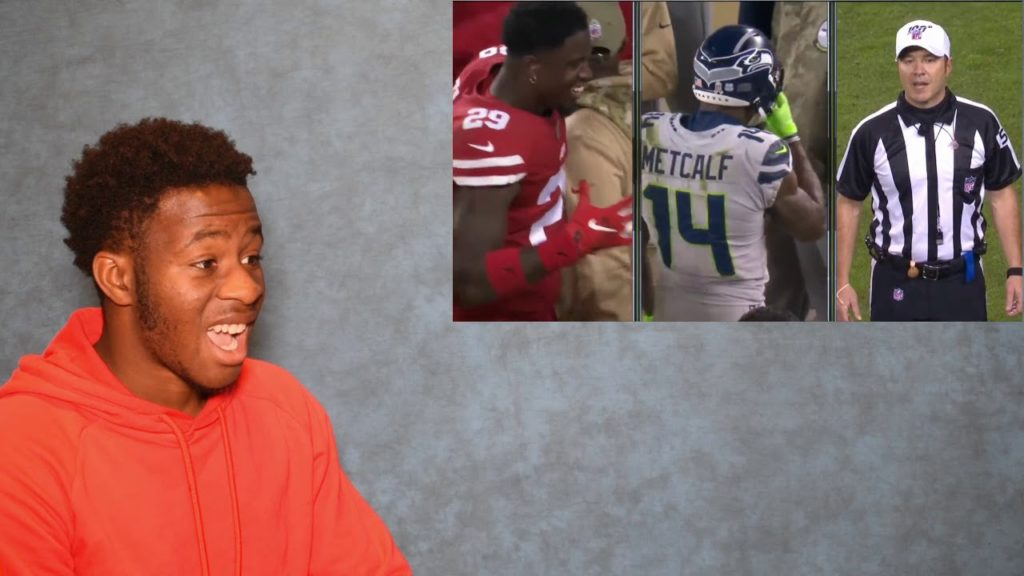 GAME OF THE YEAR OT THRILLER!!!! SEAHAWKS VS 49ERS WEEK 10 NFL GAME HIGHLIGHTS REACTION