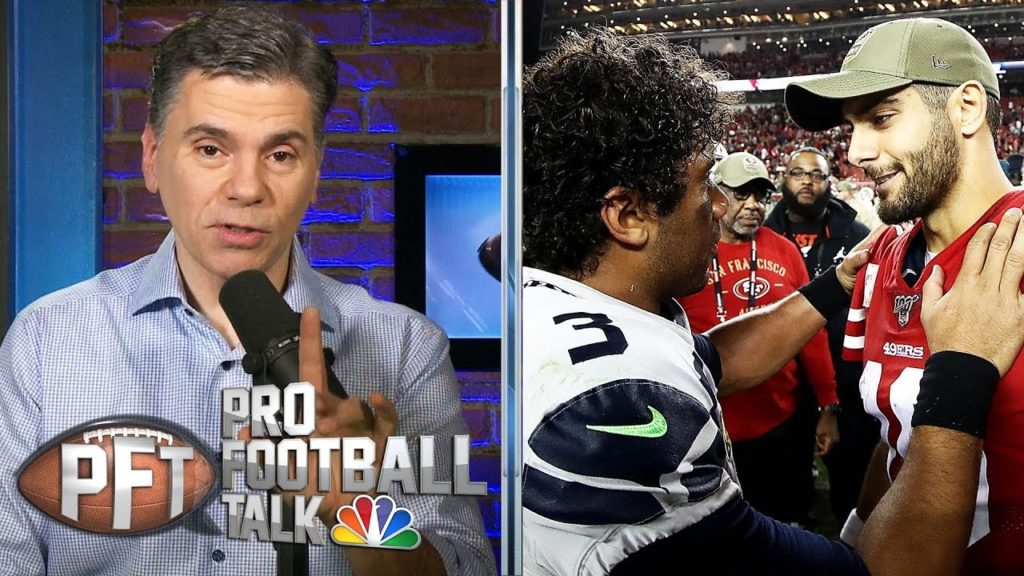 49ers' first loss scrambles NFC playoff picture | Pro Football Talk | NBC Sports