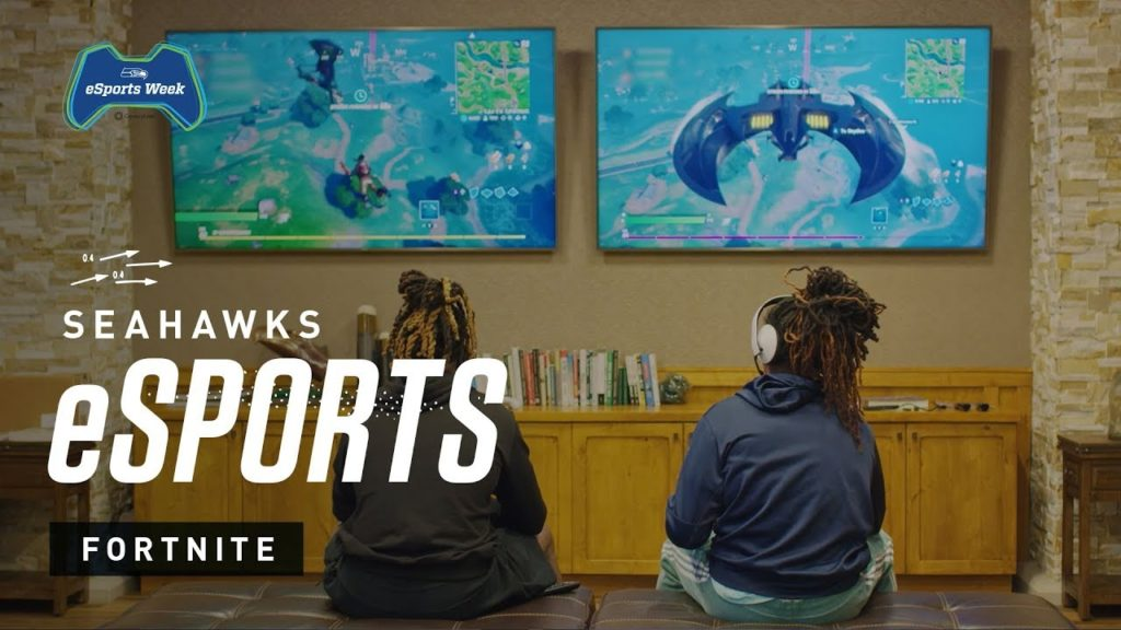 Shaquill & Shaquem Griffin Squad on Fortnite | Seahawks eSports Week