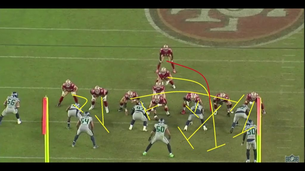 49ers Playbook: How the 49ers lost to Seahawks pt 1 of 3