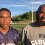 'Trust on and off the field': Clover football player and coach father talk about accomplishments
