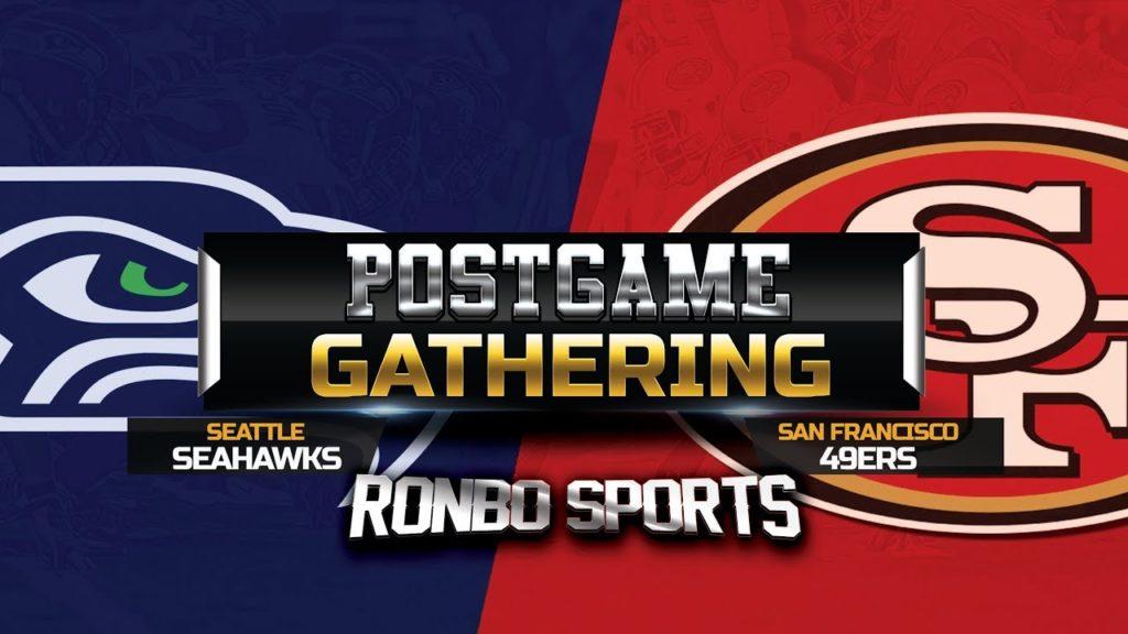 49ers vs Seahawks Week 10 2019 Postgame Fans Gathering