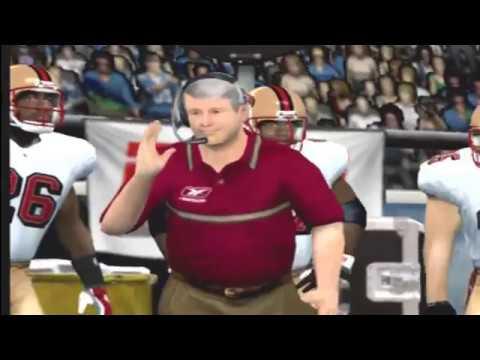 (ESPN NFL 2K5) PS2 (San Francisco 49ers vs Seattle Seahawks)