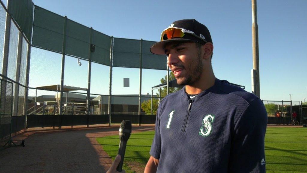 Seattle Mariners prospect Jose Caballero Raw Interview