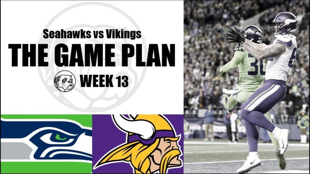Minnesota Vikings vs Seattle Seahawks | The Game Plan
