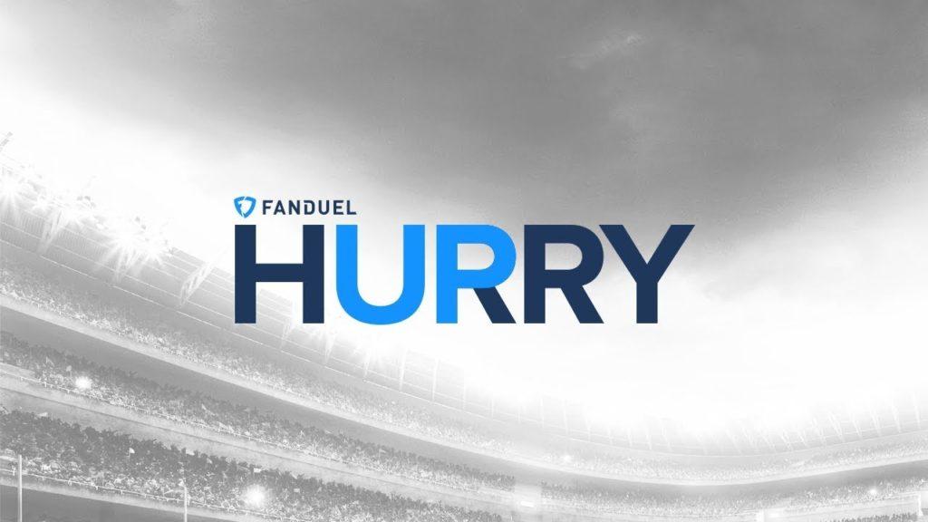 FanDuel Hurry Up, 12/02/2019: MNF Minnesota Vikings at Seattle Seahawks