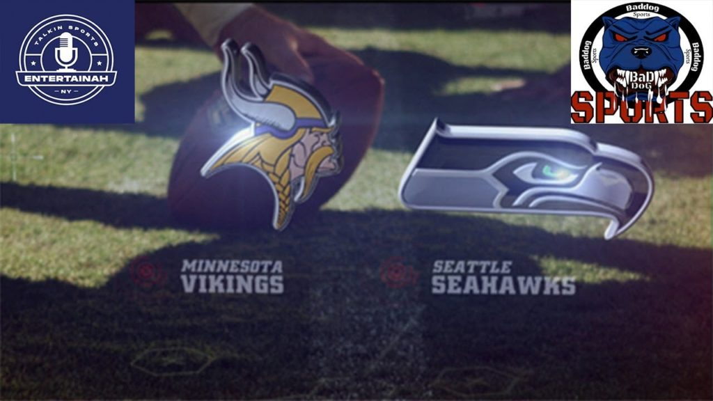 Minnesota Vikings vs Seattle Seahawks Play by Play & Reaction!
