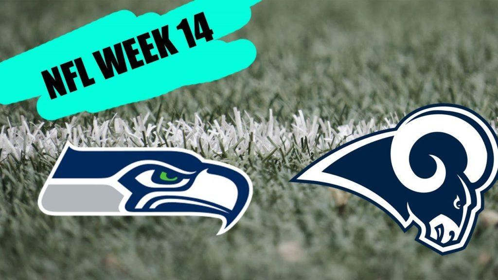 Seattle Seahawks vs LA Rams