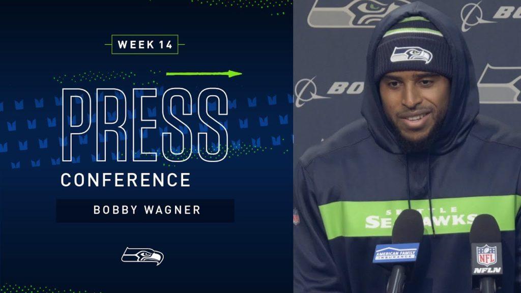 Linebacker Bobby Wagner Week 14 Press Conference   2019 Seattle Seahawks