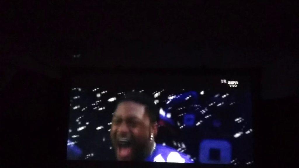 NFL ESPN monday night football intro 2019  Vikings vs Seahawks week 13