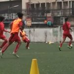 How to play bd womens football match