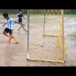 Reemer Padinhar Kids playing football