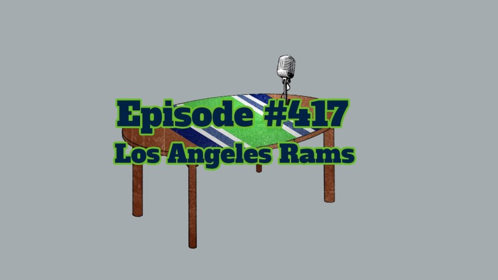 #417 Los Angeles Ram 12-4-19 Sunday Night Football
